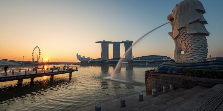 Singapore Visa for Travel and Business